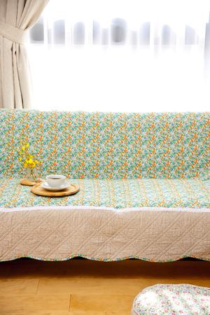 sofa: Sofa cover