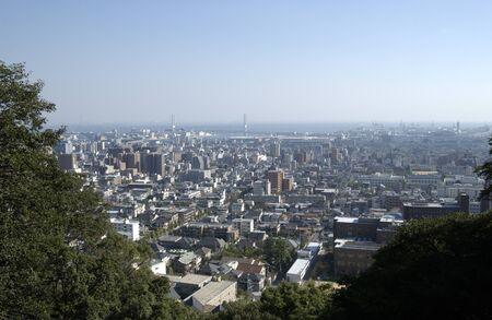 nishinomiya: View of Nishinomiya Kobe