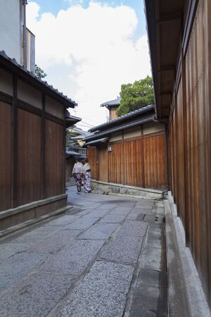 alley: Gion stone alley