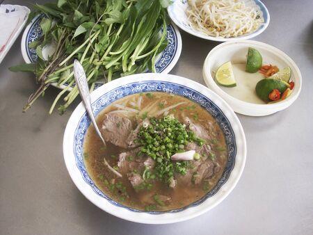 ベトナム料理 写真素材