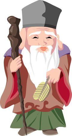 longevity: God of longevity