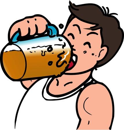 ビール 写真素材