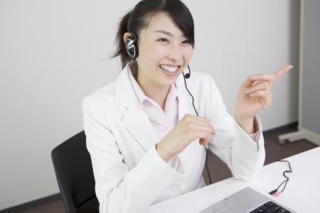 spoken: Business ready to explain spoken to someone