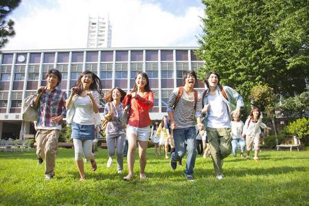 University student run school Фото со стока