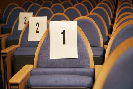 venue: Chair of venue