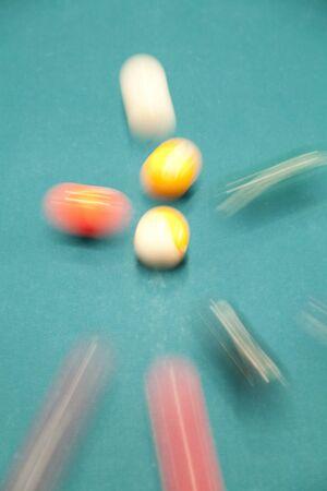 billiard ball: billiard ball scattered