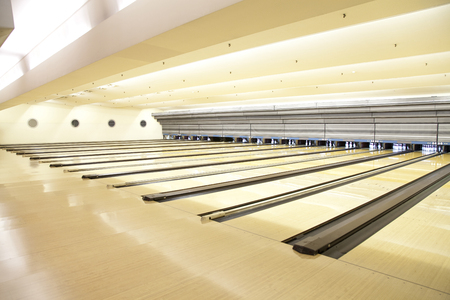 play date: Bowling lanes
