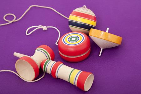 日本のおもちゃ