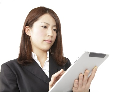 newcomer: New employees with a Tablet PC