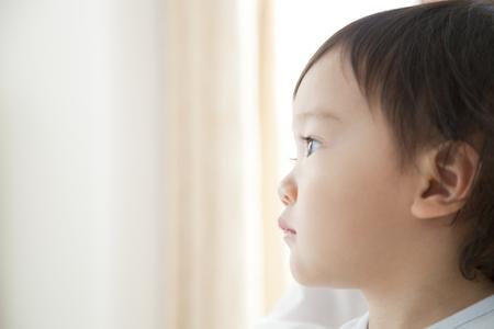 Boy profile