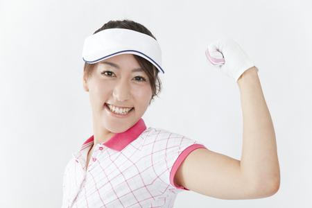 gratification: Golf style that celebrates women