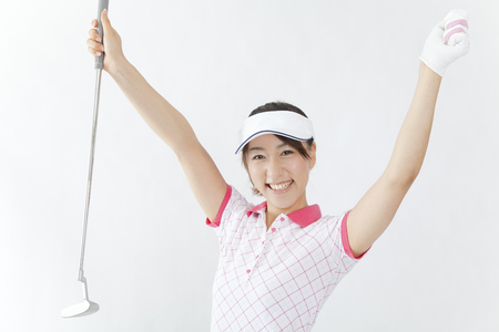 to be pleasant: Golf style that celebrates women