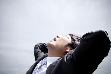 Businessman to seek the heavens