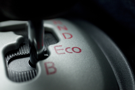 electric vehicle: Of electric vehicle shift lever