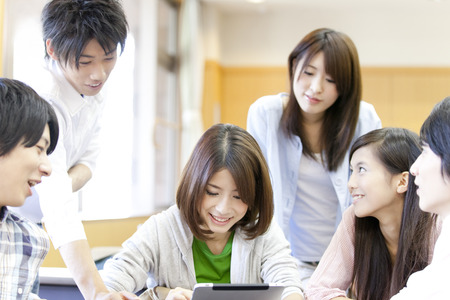 University students see Tablet PC