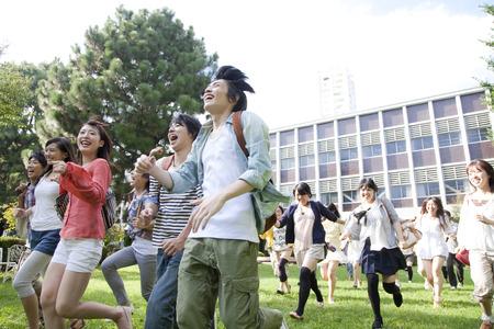 University student run school Imagens