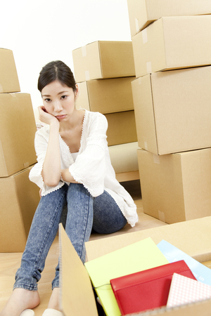 Women suffer from moving work