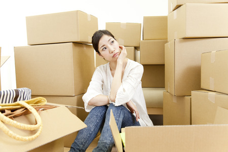 suffer: Women suffer from moving work