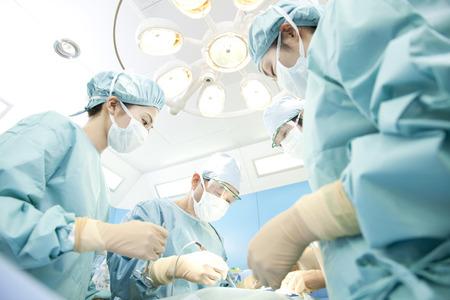 Cirugía cirujano Foto de archivo - 43096044