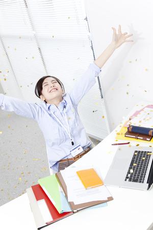 rejoice: OL rejoice Stock Photo