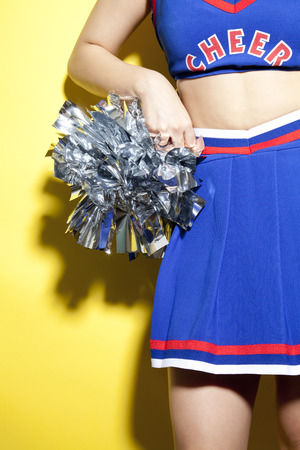 urge: Hand On Hip Cheerleader