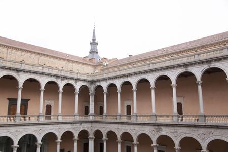 alcazar: Alcazar of corridor