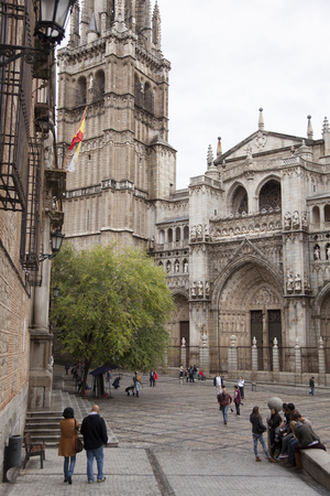 appearance: Toledo Cathedral appearance of
