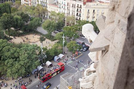 familia: Views from the Sagrada Familia