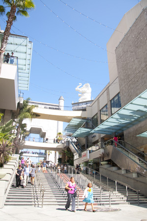 highland: Hollywood  Highland Center Editorial