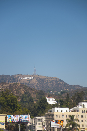 foreign country: Hollywood