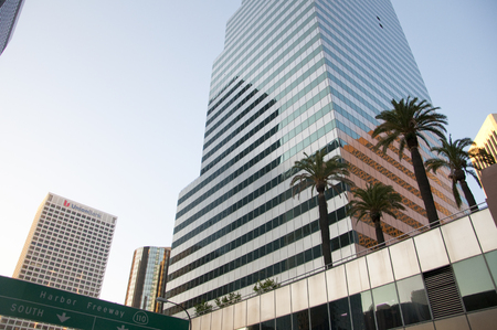 bank of america: High rise building