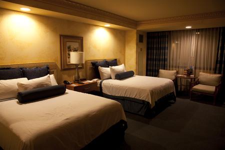 introspection: Hotel room
