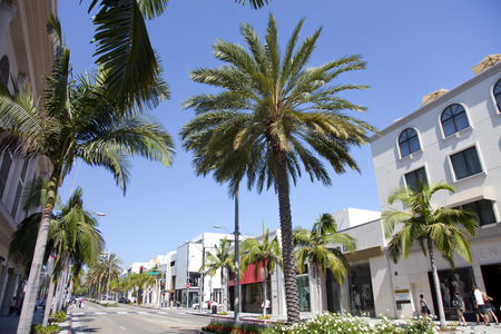 foreign country: Rodeo Drive