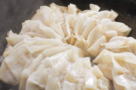 prefecture: Hamamatsu dumplings Shizuoka Prefecture Stock Photo