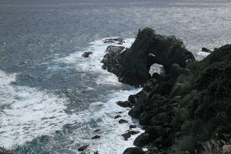 chubu: Rocks and waves