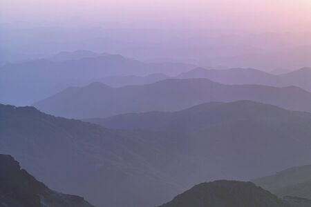 mountain range: Mountain range