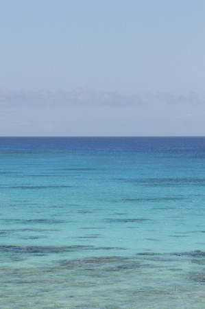 blue waters: The blue waters of the South Island