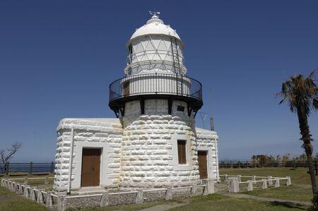 hokuriku: Green Cape Rokko-Zaki lighthouse