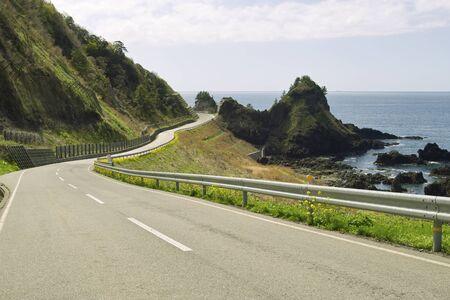 hokuriku: Road