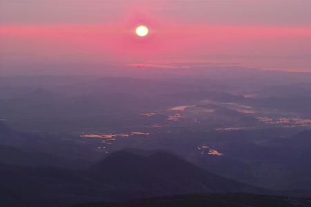 amanecer: Albores de Sendai