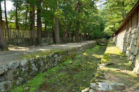 vicinity: Landscape in the vicinity of Izumo Taisha