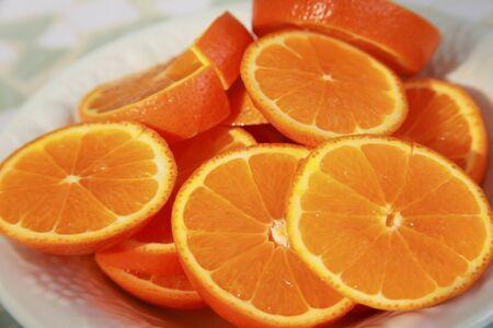 sliced orange: Sliced Orange
