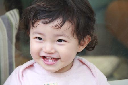 innocent: Girl innocent smile