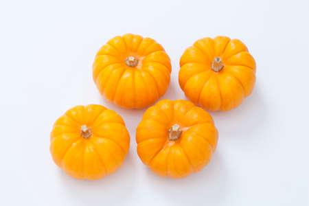 multiple objects: Halloween Pumpkin Stock Photo