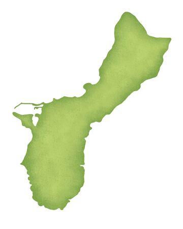 guam: Guam map