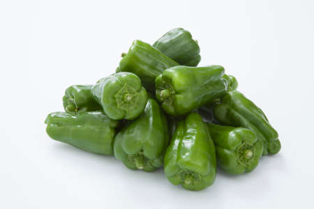 plural number: Heaping of pepper Stock Photo