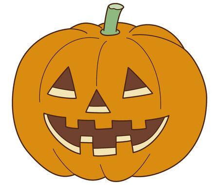 pumpkin halloween: Halloween Pumpkin Stock Photo