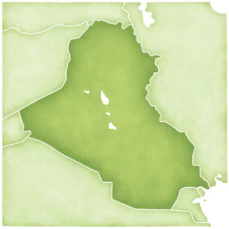 iraq: Iraq Map