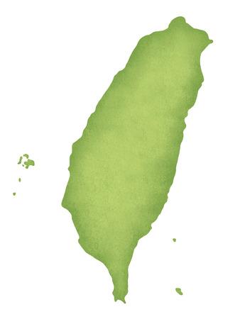 taiwan: Taiwan map