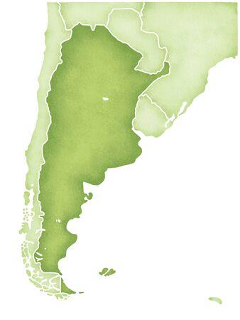 argentina map: Argentina Map